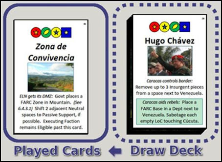Andean Abyss Action Cards
