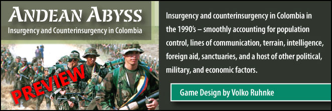 Andean Abyss Board Game Preview