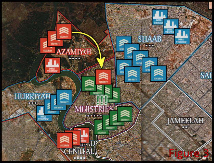 Battle for Baghdad - The plan