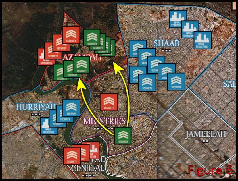 Battle for Baghdad - Aggressive Shiite moves