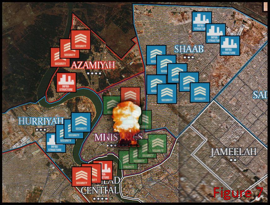Battle for Baghdad - WMD option