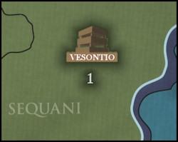 Caesar's Gallic War - Vesontio
