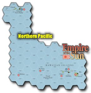 Empire of the Sun Board game