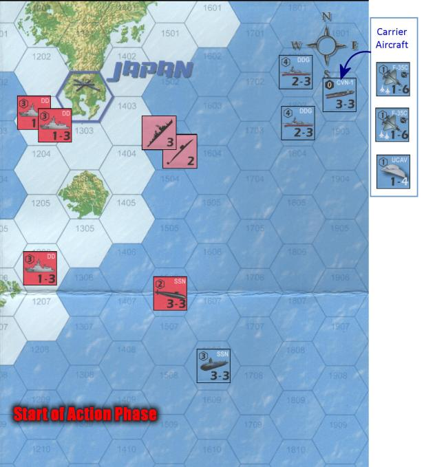 Fleets 2025: East China Sea