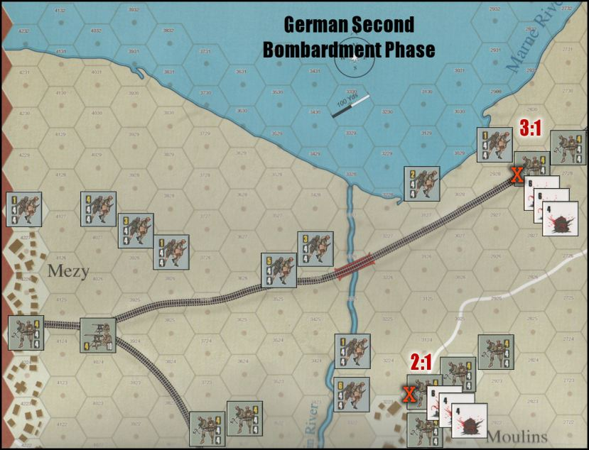 First Blood Second Marne