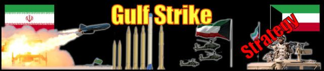 The Trouble with Kuwait: Gulf Strike (Strategy)