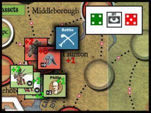 King Philip's War Board Game