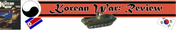 The Korean War Board Game Review