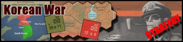 Korean War: 8th Army Meat Grinder (Strategy)