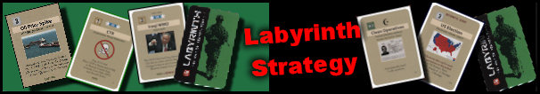Labyrinth: The War on Terror - Board Game