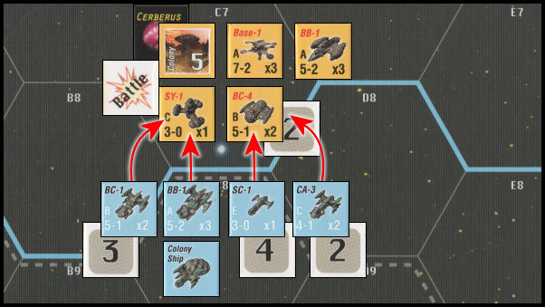 Space Empires 4X Board Game Review