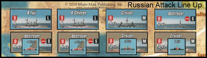 The Tide at Sunrise Naval Rules Review