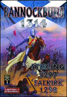 Bannockburn 1314 Board Game Review