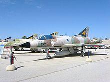 Bar Lev 13 - Israeli Mirage IIIC
