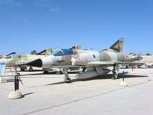 Bar Lev 13 - Israeli Mirage IIIC