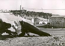 Bar Lev 6 - Mig 17 shot down in dog-fight over Sharm el-Sheikh