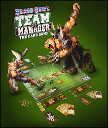 Blood Bowl Card Game Review