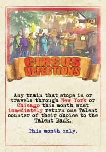 Circus Train 4
