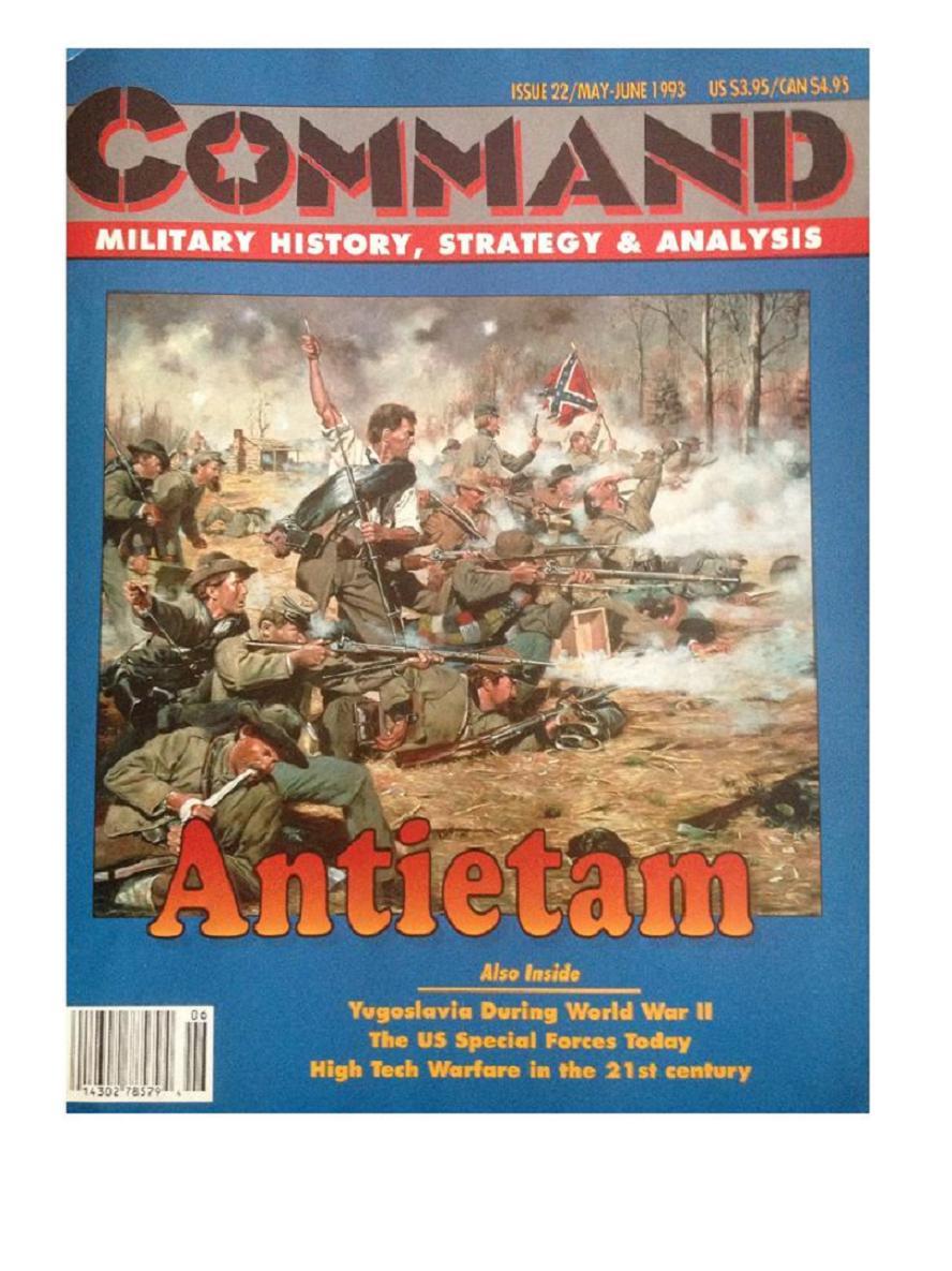 essays articles battle antietam Compre o livro antietam: essays on the 1863 maryland campaign na amazoncombr: confira as ofertas para livros em inglês e importados.