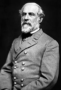 Antietam4 - Robert E Lee 1863