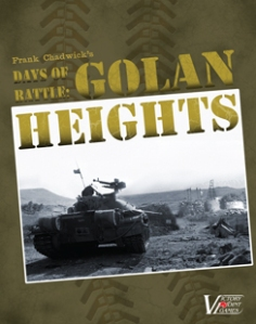 Days of Battle: Golan Heights - A Board Game Review