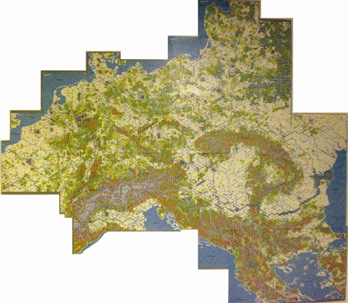 Grand Campaign Map