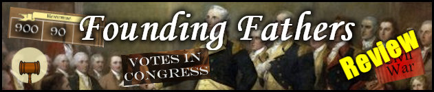 Founding Fathers - Board Game Review