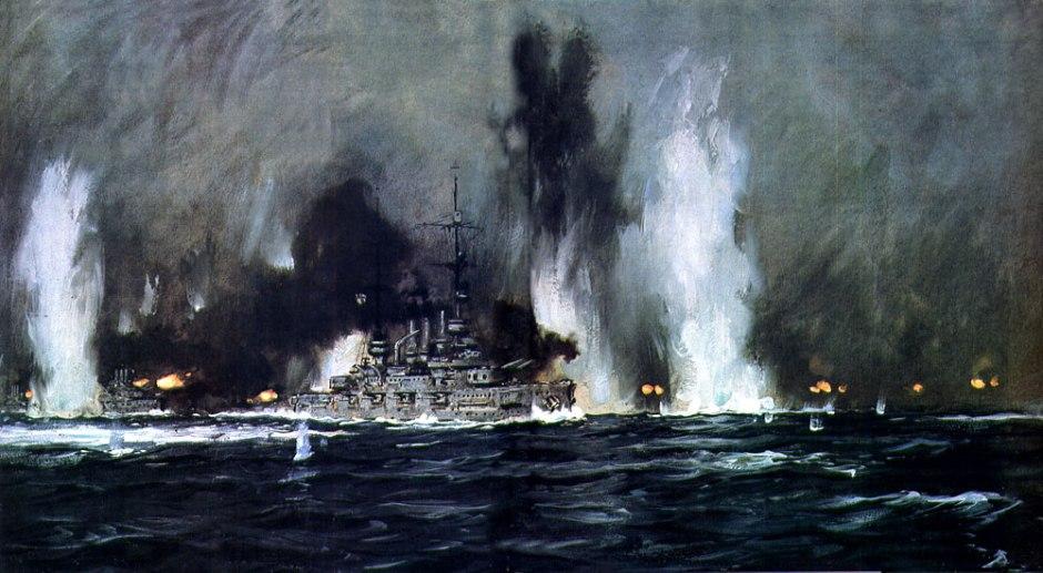 jutland-painting