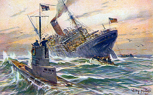WWI_U-boat