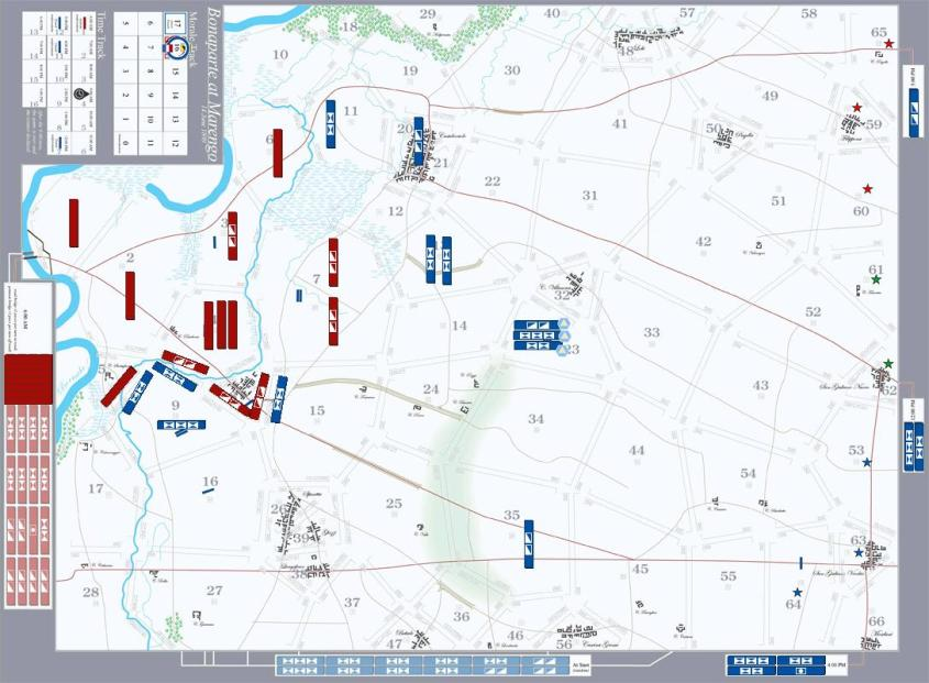 French_9AM_Start_The_Battle_of_Marengo