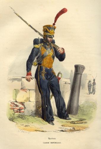 Napoleon_Guard_Marine_by_Bellange