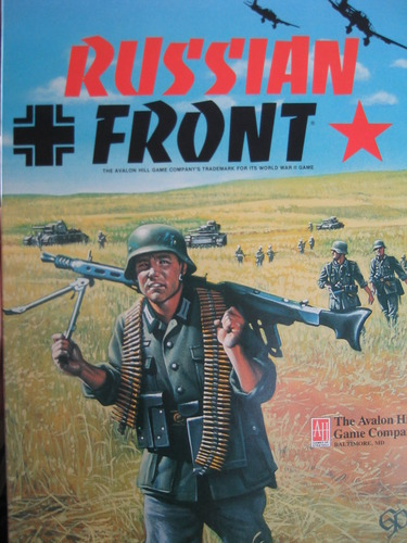 My Forty Years on the Eastern Front: A Boardgaming Life ...