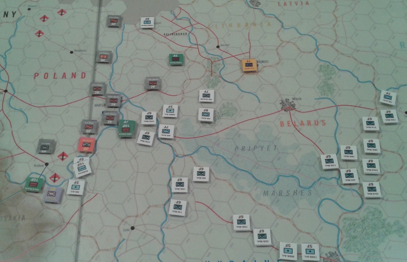 End of Russian Phase 2