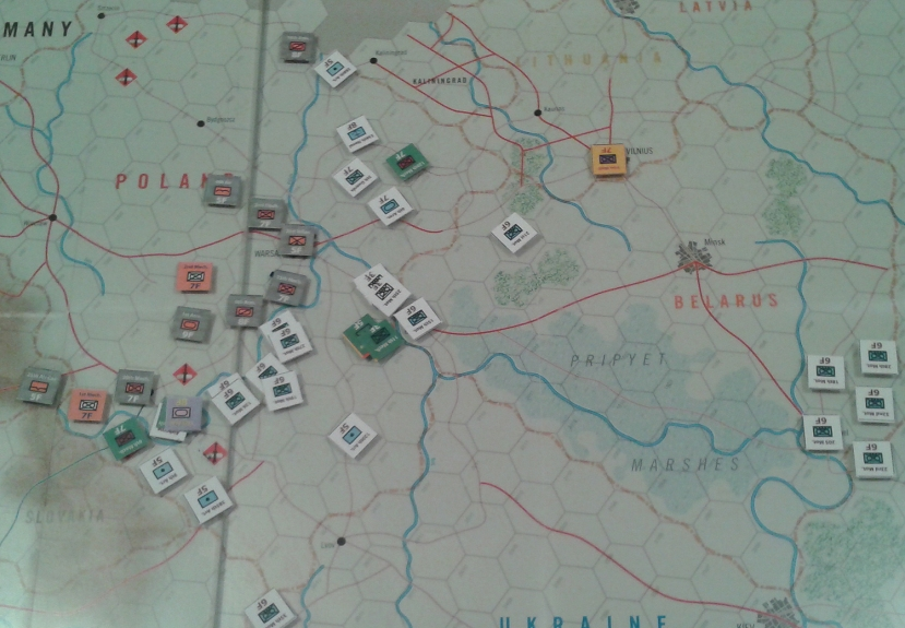 End of Russian Phase 3