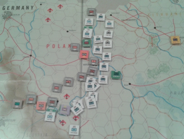 End of Russian Phase 4