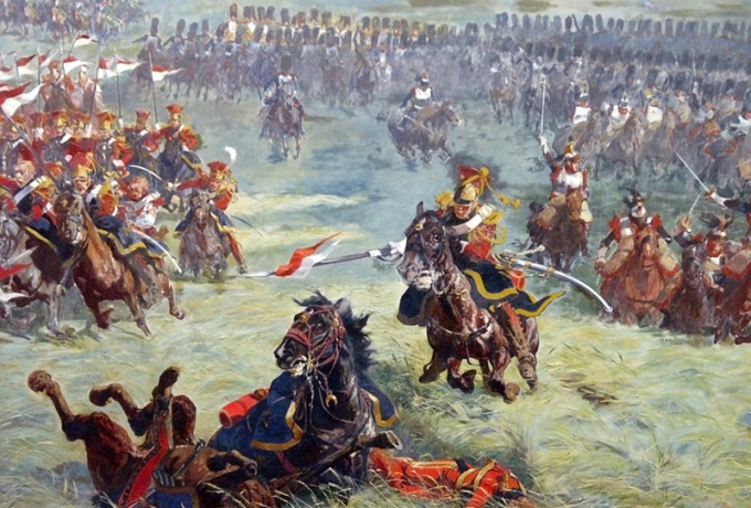 Charge_des_lanciers_de_la_Garde_%C3%A0_Waterloo_(d%C3%A9tail_du_Panorama_de_Waterloo)