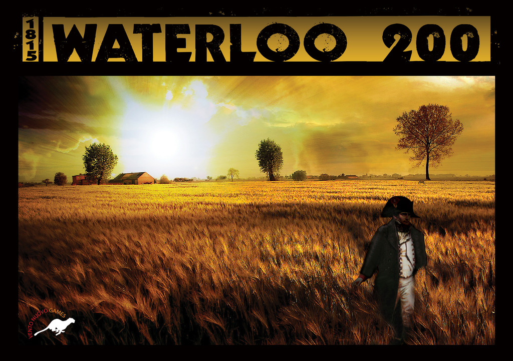 Waterloo 200: A Board gaming Life Review – The Boardgaming Life