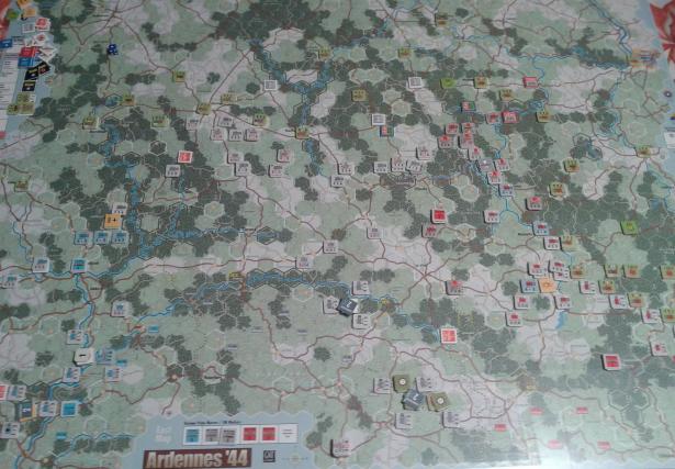 German advance