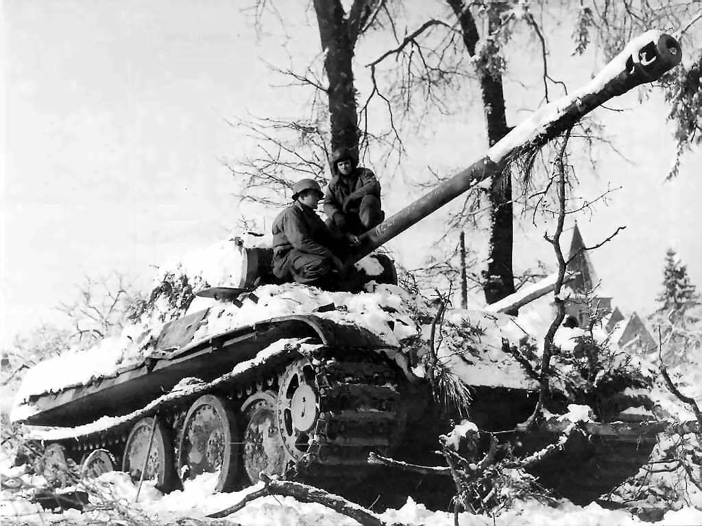Battle Of The Bulge Pictures ARDENNES '44 ...