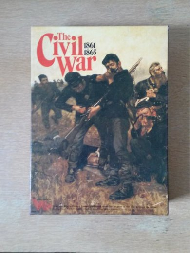 Civil War Victory Games