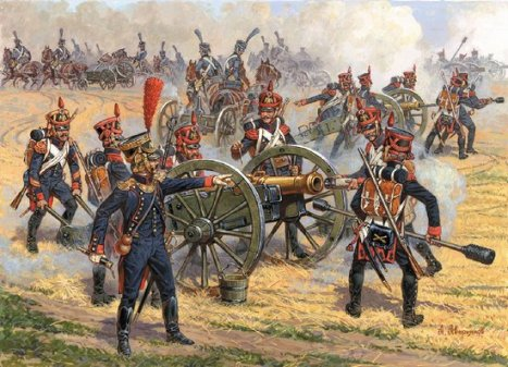 FrenchFootArtillery