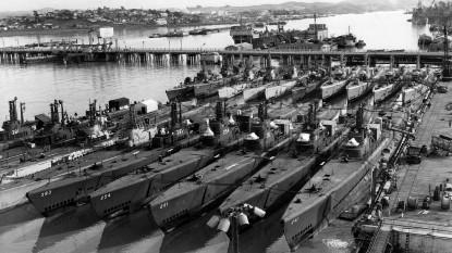 world-war-ii-submarines