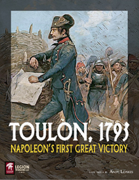 Toulon 1793 A BoardgamingLife Review