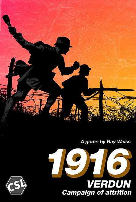 1916 Verdun – Campaign of Attrition   A BoardgamingLife review
