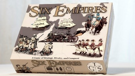 Six Empires A BoardgamingLife Preview