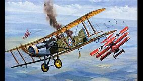 Wings of War, World War I: Aerial Duel
