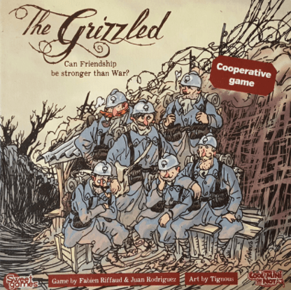 Grizzled Mon Amis: WWI Card Game