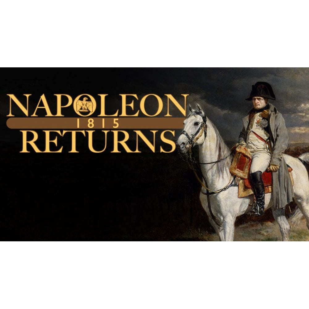 Napoleon Returns (or 1815 at The Gallop) – A Boardgaming Life Review