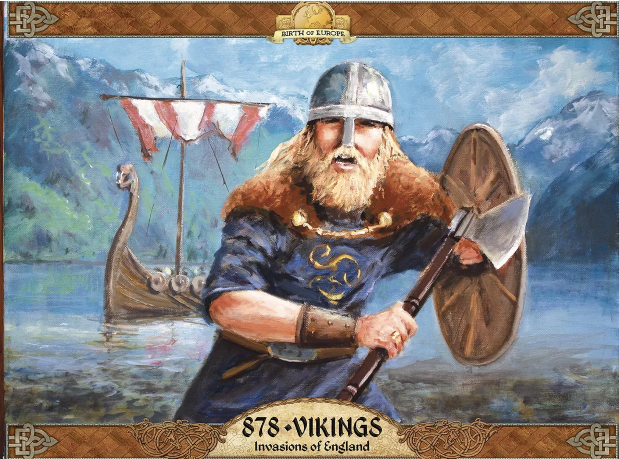 Village Pillage: Vikings 878 Attack